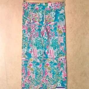 NWT Lilly Pulitzer Bal Harbour Palazzo Pants